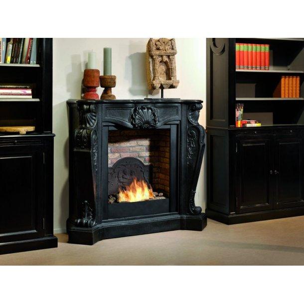 Bio Flame Louis XIV- Castle Stone (sandsten-look)