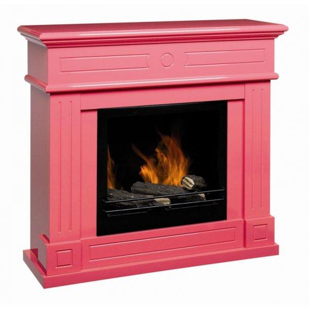 Skagen Pink - klassisk pejs i fræk farve