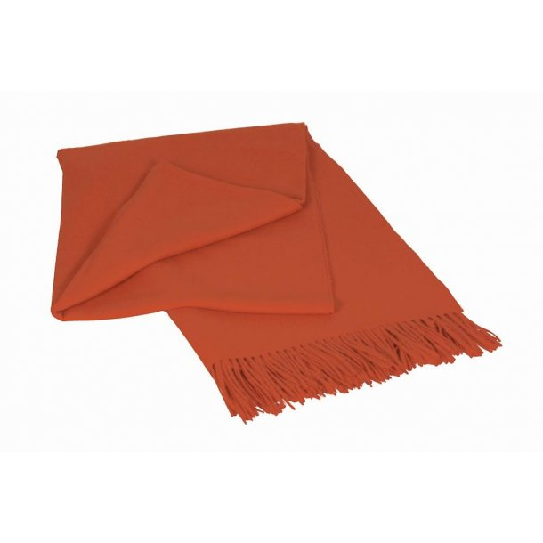 LUKSUS plaid Høj-Orange (Dancing Flame)