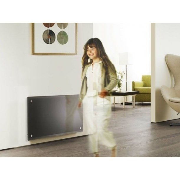 Glas el-radiator 400 W